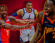 Which NBA players committed the most technical fouls last season?