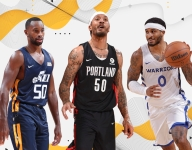 The oldest players in summer league this year
