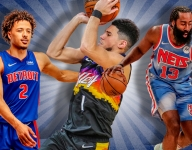 Ranking the Top 22 shooting guards for the 2021-22 season