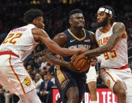 Zion Williamson out for the start of regular season