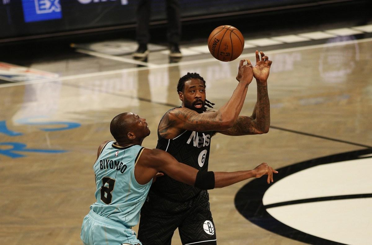 DeAndre Jordan, Brooklyn Nets