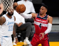 NBA free agency: Projected lineup for Lakers with Russell Westbrook