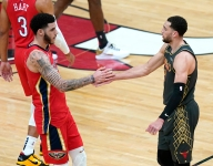 NBA free agency: Projected starting lineup for Bulls with Lonzo Ball