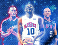 NBA players who never lost with Team USA