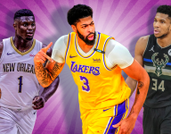 Ranking the Top 22 power forwards for the 2021-22 season