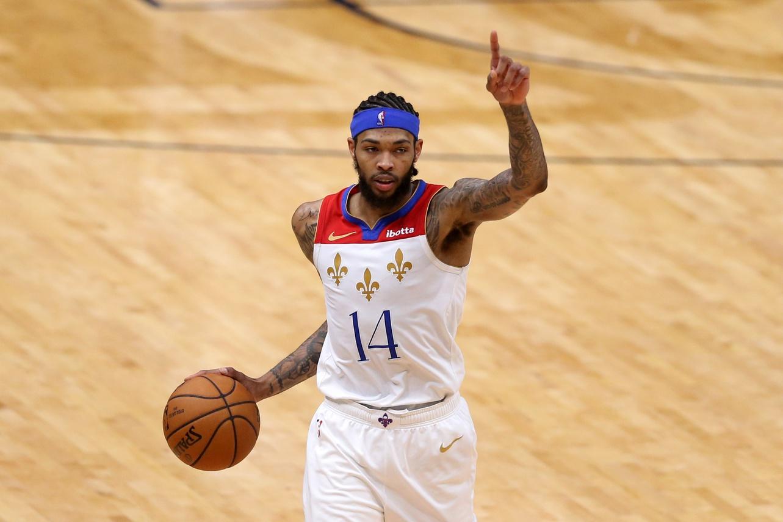 Brandon Ingram, New Orleans Pelicans