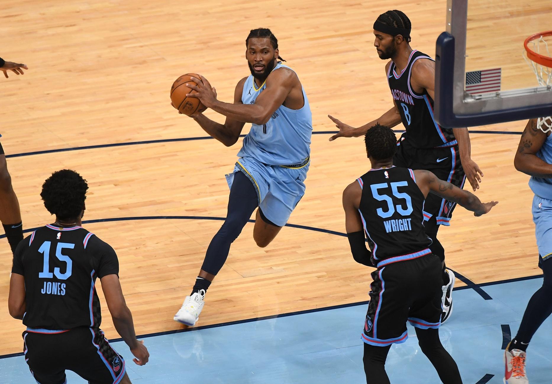 Justise Winslow, Memphis Grizzlies