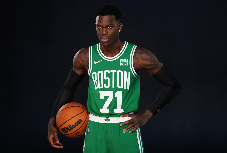 Dennis Schroeder, Boston Celtics
