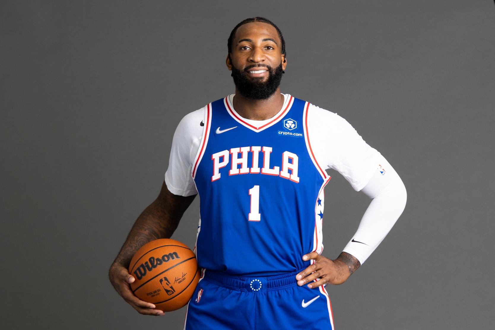Andre Drummond, Philadelphia 76ers