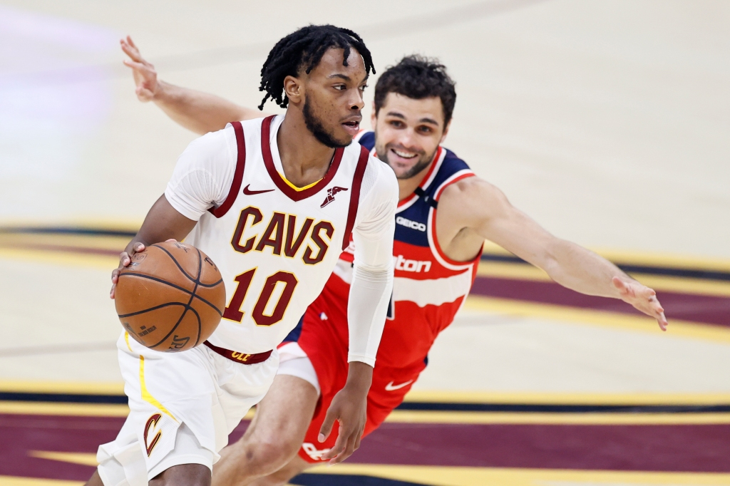 """Darius Garland: """"Our expectations are to make the playoffs"""""""