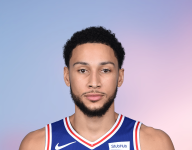 Ben Simmons not playing tonight vs. Pistons