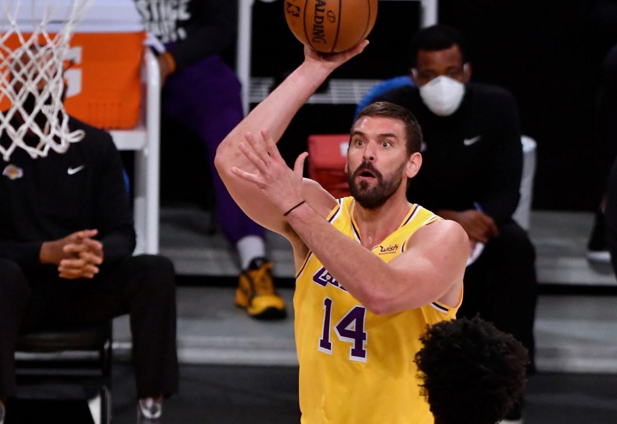 Marc Gasol, Los Angeles Lakers