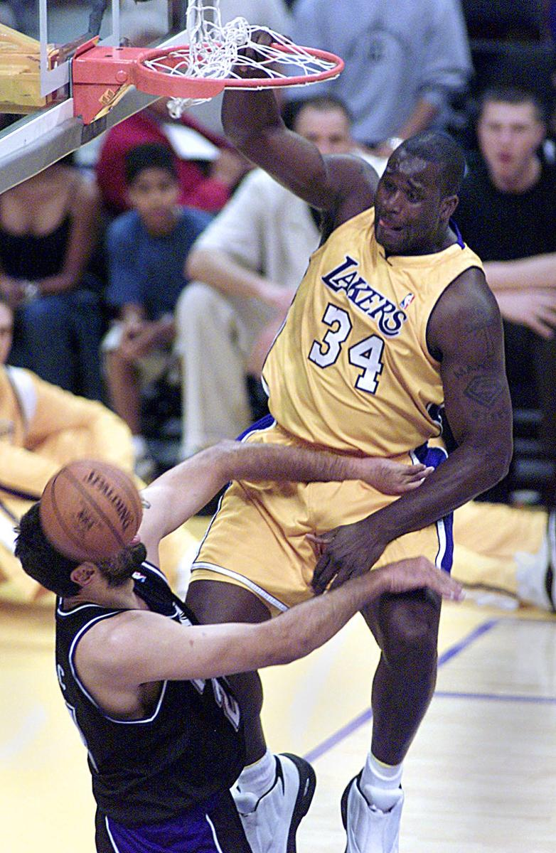 Shaquille O'Neal, Los Angeles Lakers