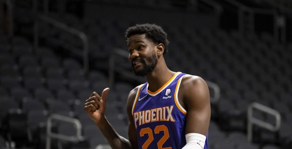 DeAndre Ayton, Phoenix Suns
