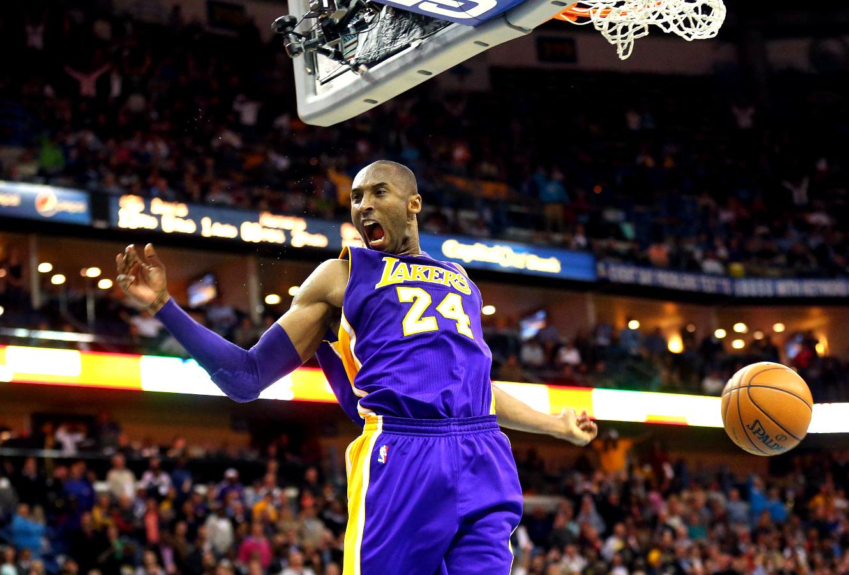 Kobe Bryant, LA Lakers