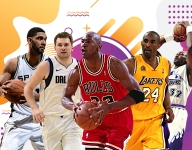 The top scorer against each NBA team in the playoffs
