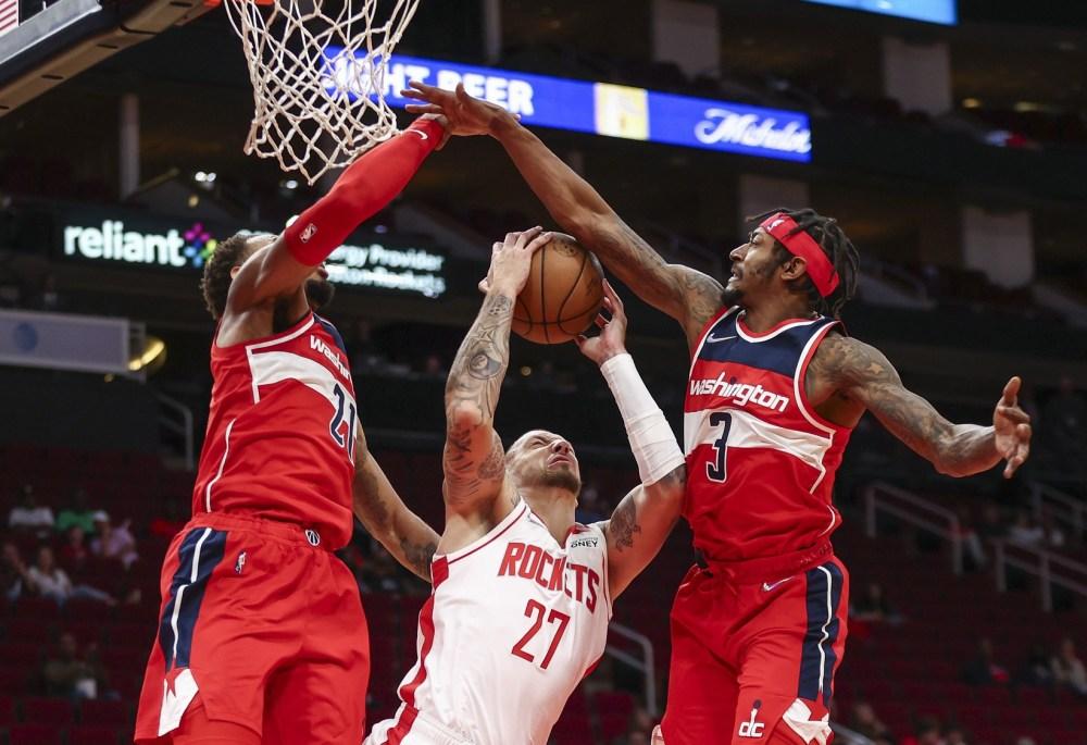 Daniel Theis, Houston Rockets