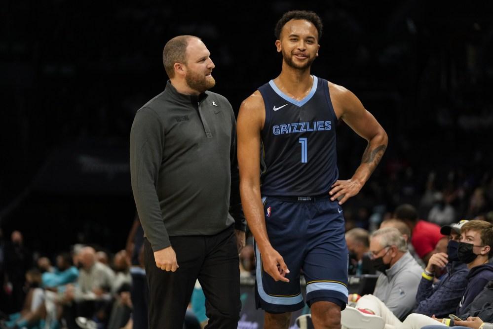 Kyle Anderson, Memphis Grizzlies