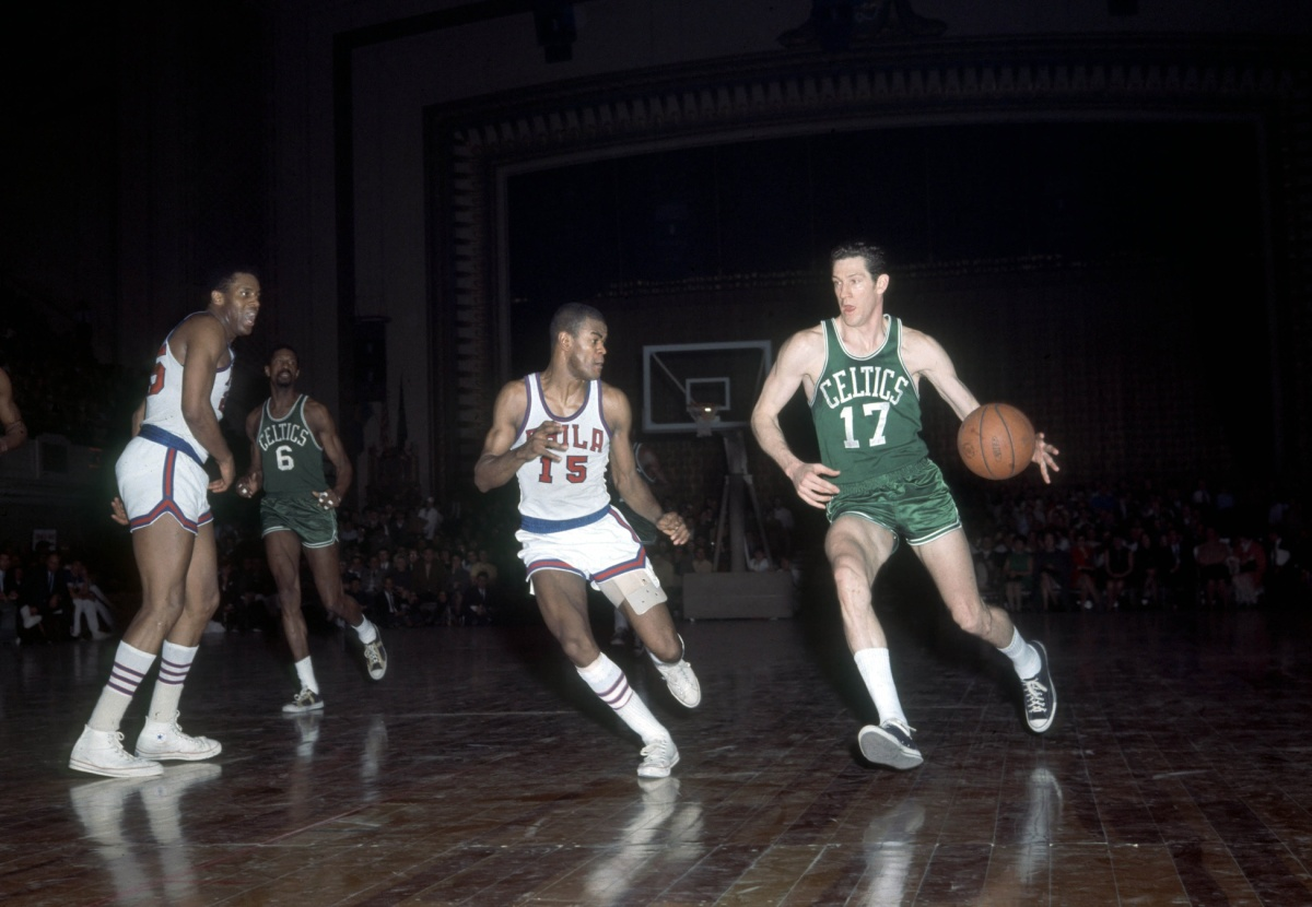 John Havlicek, Boston Celtics