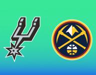 Game stream: San Antonio Spurs vs. Denver Nuggets
