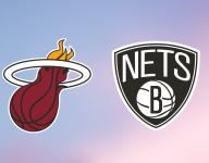 Game stream: Miami Heat vs. Brooklyn Nets