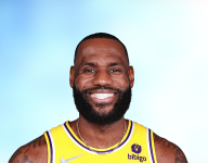LeBron James out for second consecutive game