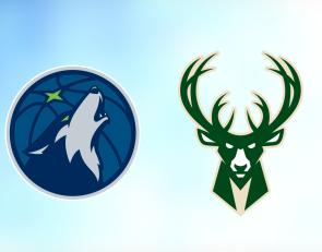Game stream: Minnesota Timberwolves vs. Milwaukee Bucks