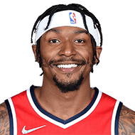 Bradley Beal out tonight