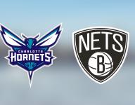Game stream: Charlotte Hornets vs. Brooklyn Nets