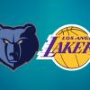 Game stream: Memphis Grizzlies vs. Los Angeles Lakers