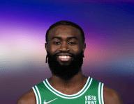 Celtics being cautious with Jaylen Brown's knee