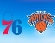 Game stream: Philadelphia 76ers vs. New York Knicks
