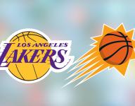Game stream: Phoenix Suns vs. Los Angeles Lakers