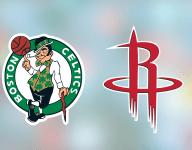 Game stream: Boston Celtics vs. Houston Rockets