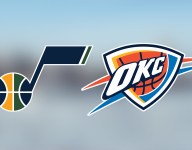 Game stream: Oklahoma City Thunder vs. Utah Jazz