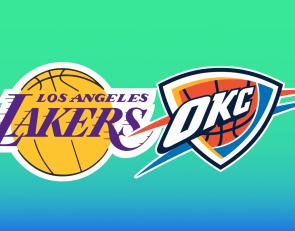 Game stream: Los Angeles Lakers vs. Oklahoma City Thunder