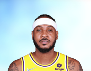 Carmelo Anthony moves to No. 9 in the all-time scoring list