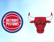 Game stream: Chicago Bulls vs. Detroit Pistons