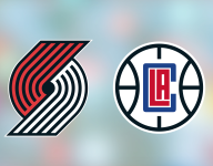 Game stream: Portland Trail Blazers vs. Los Angeles Clippers