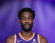 Deandre Ayton unhappy with Suns