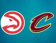 Game stream: Atlanta Hawks vs. Cleveland Cavaliers