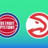 Game stream: Detroit Pistons vs. Atlanta Hawks
