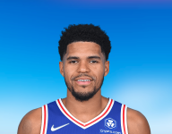 Tobias Harris: We'll respect Ben Simmons' privacy and space