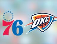 Game stream: Philadelphia 76ers vs. Oklahoma City Thunder